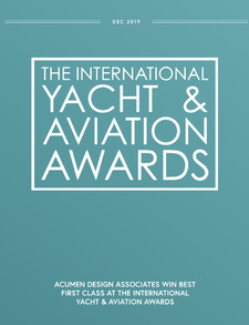 ANA 'The Room' Shortlisted for the International Yacht and Aviation Awards